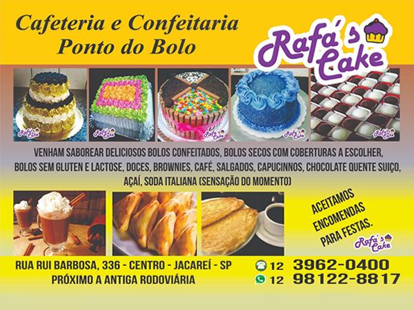 Rafa's Cake Cafeteria e Confeitaria