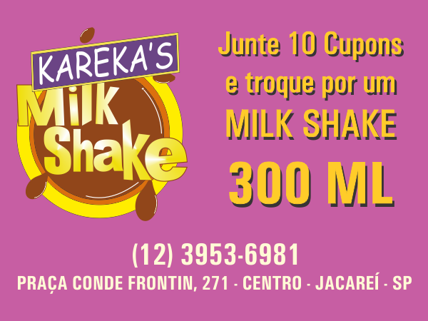 Kareka's Milk Shake